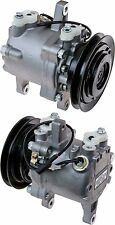 NEW AC COMPRESSOR WITH CLUTCH KUBOTA M108S, M110, M5140, M7040, M96S 3C581-50060