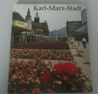 Bildband Karl-Marx-Stadt (Chemnitz) == bearbeitete Auflage @@ SELTEN**