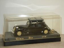 Citroen Traction GAZ - Solido 4115 France 1:43 in Box *40848