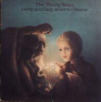 Moody Blues - Every Good Boy Deserves Favour (1971) Vinyl LP •PLAY-GRADED• favor