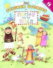 Sticker Stories: Stories from the Bible by Stacey Lamb (2002, Paperback)