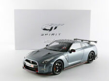 GT Spirit 2016 Nissan GT R 35 Nismo Matt Grey LE of 504 in 1/18 Scale. New!