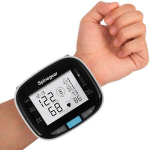 2021 Blood Pressure Monitor for Home use UK NHS Accepted Digital Wrist Cuff BP