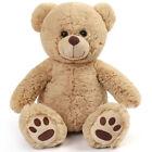 10'' Plush Teddy Bear Stuffed Animals Soft Plushies Girl Kids Christmas Gift Toy