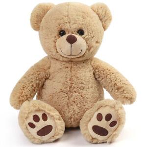 8 inch Brown Plush Teddy Bear Stuffed Animals Doll Soft Plushies Toy