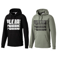 Puma Rebel Bold Hoody FL Basic Kapuzenpullover Sweatshirt Pullover Neu!