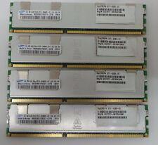 SUN SAMSUNG 371-4283-01 16 GB KIT 4X4GB PC3-8500R DDR3-1066 ECC Reg RAM del server
