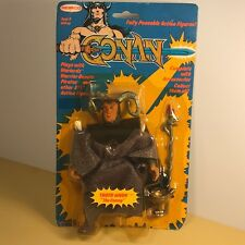 CONAN BARBARIAN VINTAGE ACTION FIGURE THOTH AMON ENEMY WIZARD MOC REMCO WARLORDS