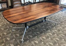 Herman Miller Eames Table EBay - 7 foot conference table