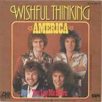 "Wishful Thinking - America (7"", Single) Vinyl Schallplatte 27960"