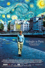 """Midnight In Paris - Movie Poster 24""""x36"""" (Free Shipping)"""