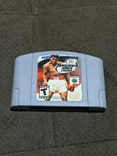 Knockout Kings 2000 Nintendo 64 N64 Authentic REAL works