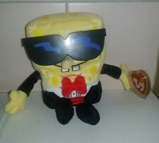Ty Beanie Babies - SpongeBob SquarePants Tuxedo Pants with tag protection