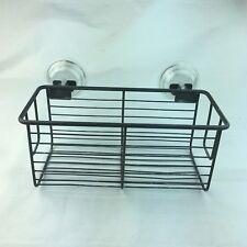 Shower Caddy Organizer InterDesign Power Lock Max Suction Shower Basket 9 x 5 x4