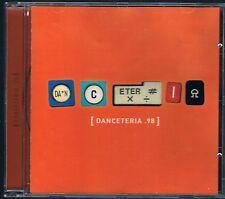 DANCETERIA 98 GIGI D'AGOSTINO REGINA   CD F.C.