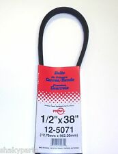 5071 Rotary Snowblower Belt Compatible With Yard Man 754-275