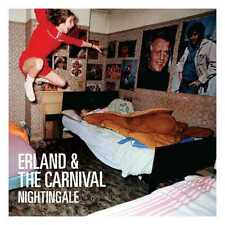 Erland & The Carnival - Nightingale (CD 2011) NEW & SEALED