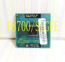 Intel Core 2 Duo P8700 (SLGFE) 2.53GHz / 3M / 1066 MHz / Notebook processor