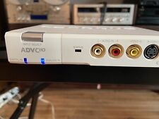 Canopus ADVC 110 Analog to Video Converter + Power Supply And DV Cable