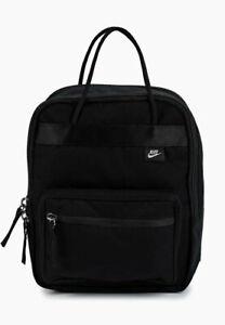 Nike Tanjun Mini Backpack Black Men Women Schoold College Travel