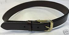 "Galco SB2 Sport  Belt, 1 1/2 "" Havana Brown Size 32, SB2-32H"