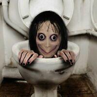 Cosplay Props Masks Kids Adult Horror Scary Halloween Ghost Helmet Latex Mask