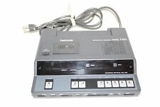 OLYMPUS T100 PEARLCORDER MICROCASSETTE PLAYER TRANSCRIBER- Used