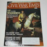 Civil War Times Illustrated June 1998 Magazine Vintage