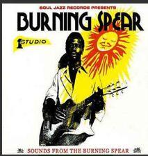 "Sounds From The Burning Spear LP Vinyl 2x12"" & Digital - Soul Jazz Rare!"