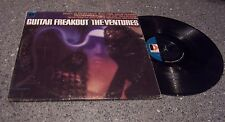 "The Ventures ""Guitar Freakout"" LP"