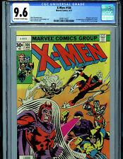 X-Men #104 CGC 9.6 NM+ 1977 1st Spacejammers Marvel Comic Amricons K20