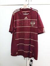 Russia National Football Team Home Jersey 10/11, BNWT, Size: 2XL