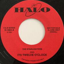 Rex Garvin  Emulsified   The Starlighters  It's Twelve O'Clock HARO
