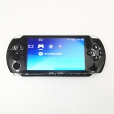 Refurbished Black Sony PSP-3000 Handheld System Game Console PSP 3000
