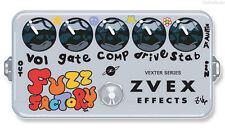 NEW ZVEX VEXTER SERIES FUZZ FACTORY EFFECTS PEDAL w/ FREE US S&H