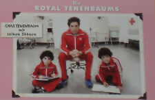THE ROYAL TENENBAUMS - Lobby Cards Set - Wes Anderson, Luke Wilson, Bill Murray