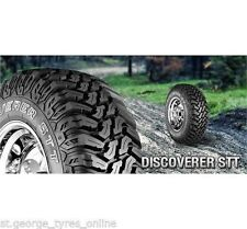 4 X New 235-85-16 COOPER DISCOVERER STT MUD 235/85R16 TYRES OFF ROAD MAX 2358516