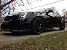 Drag Wheels DR37 18x8 5x120 +40  Flat Black Full BMW Rims For 325 328 335 E46