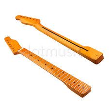 Klassischer gelber Ahorn-Gitarren-Ansatz für Fender Tele TL Teile-Wiedereinbau