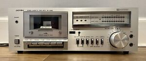 Denon RN-126MG Cassette Tape Deck Vintage 1970's Great Condition Working Order