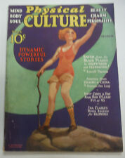 Physical Culture Magazine Saved From The Black Plague March 1932 071015R