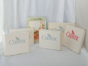 NEW w/ Box Current Inc. Multi Themed - Multi Sized Greeting Note Cards Of Choice