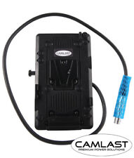 CAMLAST V-Mount Adapter Power Plate for RED Camera w/ Lemo Connecting Cable