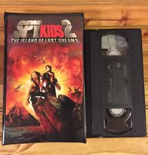 Spy Kids 2, Island of Lost Dreams (VHS, 2003)