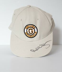Bobby Orr Oshawa Generals Vintage Autographed Hat! NEW!