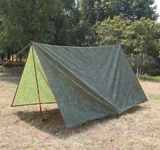 Ultralight Tent Tarp Hammock Rain Fly Cover Backpacking Waterproof for Camping