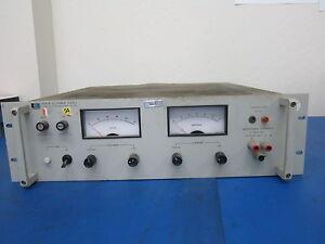 HEWLETT PACKARD 6267B DC POWER SUPPLY,0-40V,0-10A, - Working