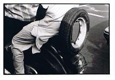 BENJAMIN MENASCE PHOTO DELHI INDE 1999 TIRAGE ARGENTIQUE PRO SIGNE TBE
