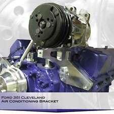 Ford 351C Air Conditioning Bracket Billet Aluminum Cleveland AC A/C Compressor