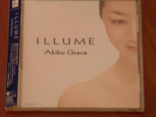 AKIKO GRACE- LASWELL- ILLUME- CD JAPAN RARE OBI